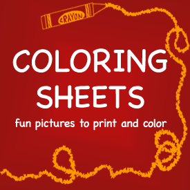 Coloring Sheets - Resources for Children with Diabetes