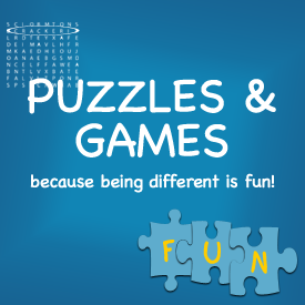 Puzzles - Games - Resources for Children with Diabetes