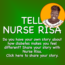 Share your story - Resources for Children with Diabetes